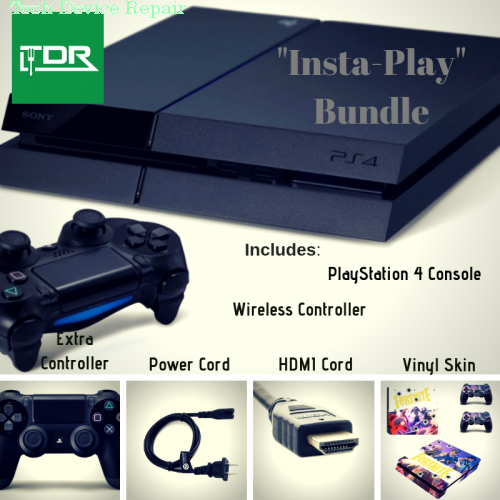 Insta Play Bundle PS4