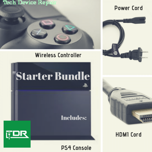 Starter PS4 Bundle