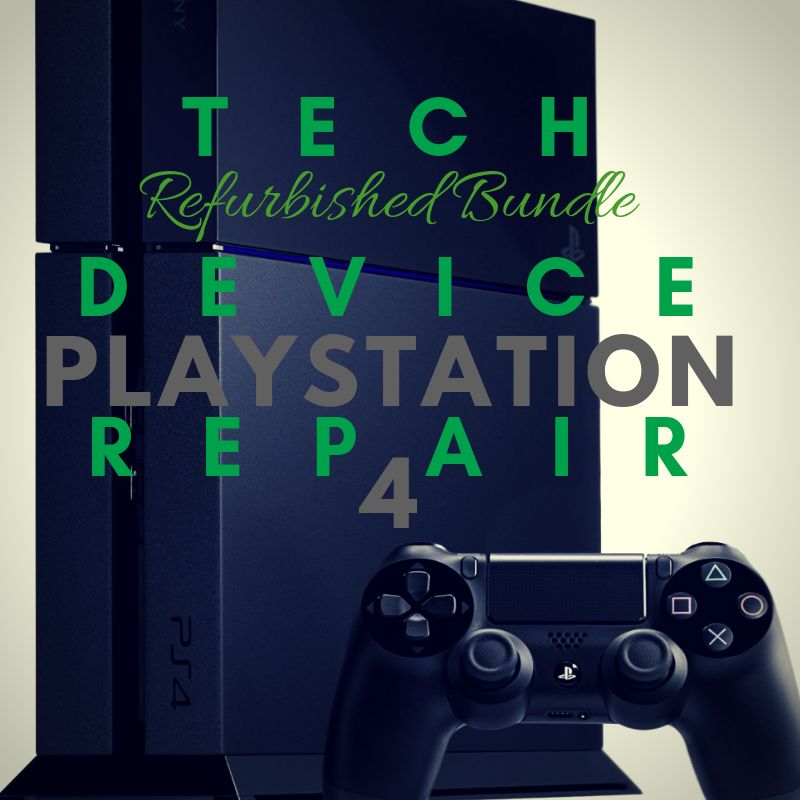 TDR Refurbished Console Bundle Main