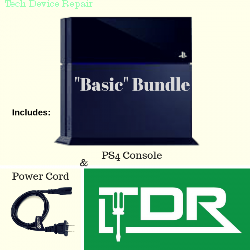 Basic PS4 Bundle